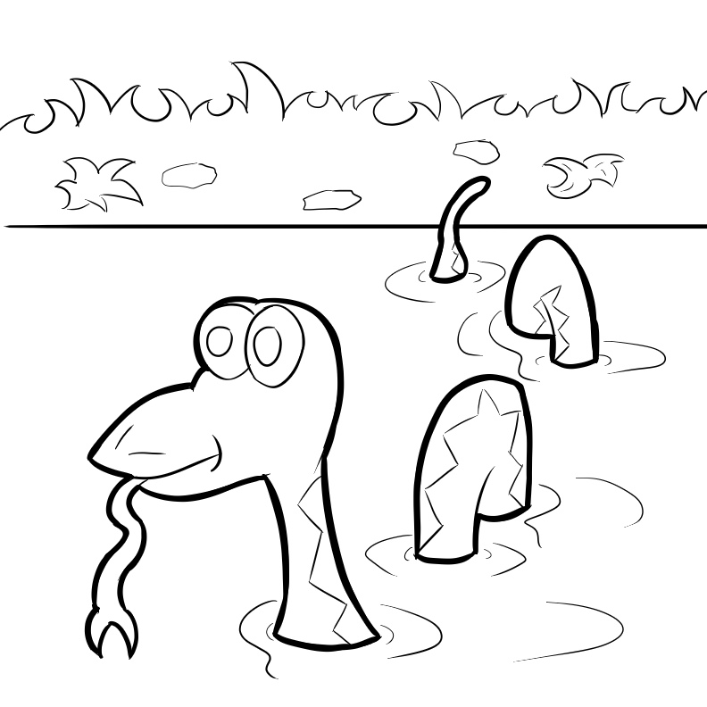 Bug Museum - Reptile Coloring Pages - Snakes (20)